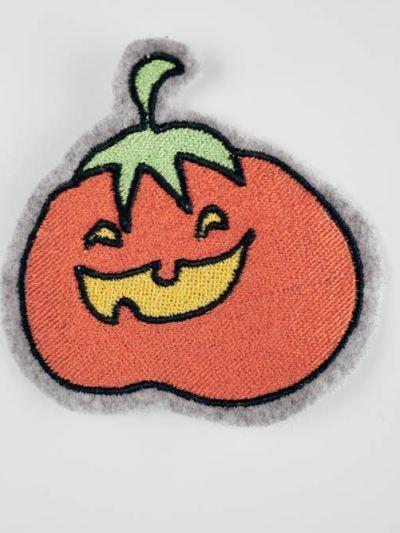 Halloween Kürbis als Stickdatei herunterladen