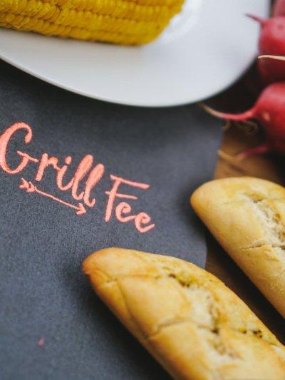 Stickdatei Grillen / Grillmeister »Grill Fee«