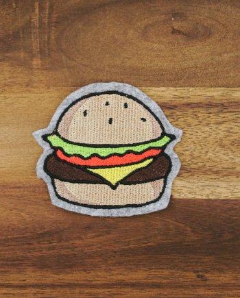 Stickdatei Burger