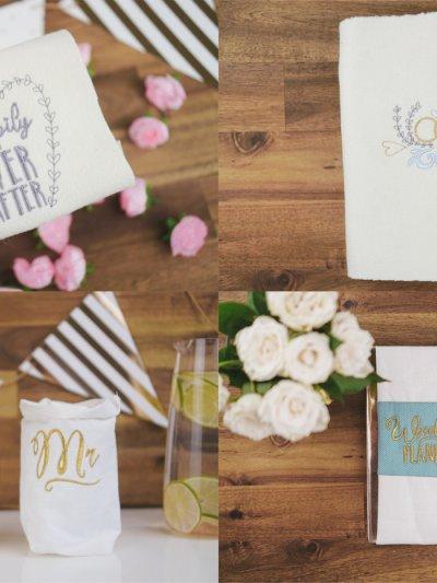 Stickdateien Hochzeit