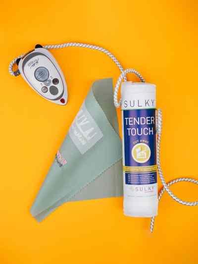 SULKY Tender Touch in der Anwendung