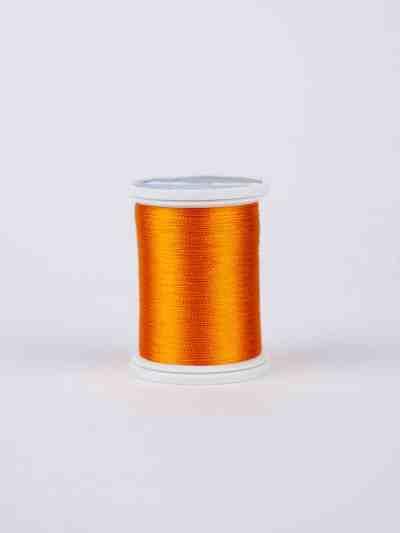 Stickgarn Sulky Rayon 40 (hochwertiges Viskosegarn) in orange