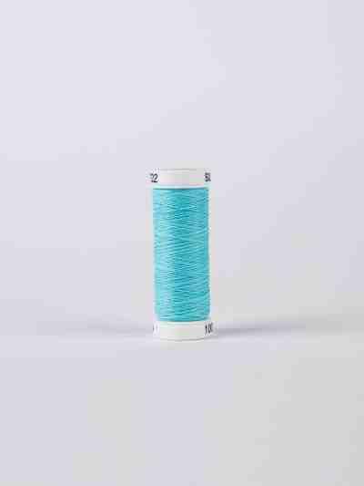 Fluoreszierendes Stickgarn (blau)