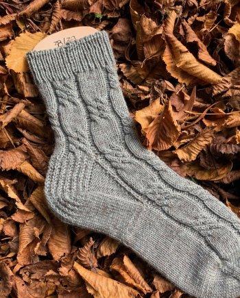 Strickanleitung Socken lovis sockshype