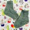 Strickanleitung Socken Kinder