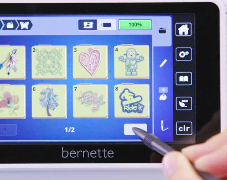 BERNETTE b79 Kombimaschine
