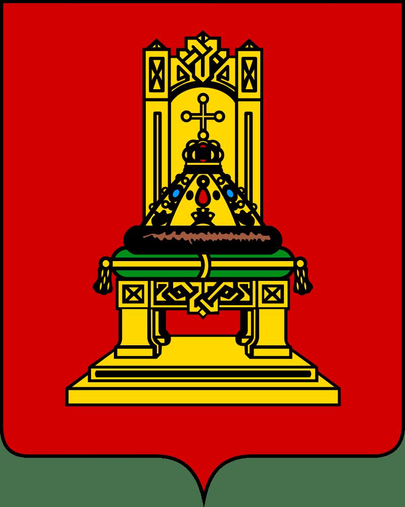 Тверская область герб карты