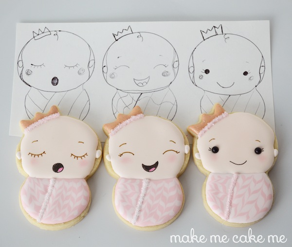 PrincessBabyShowerCookies1