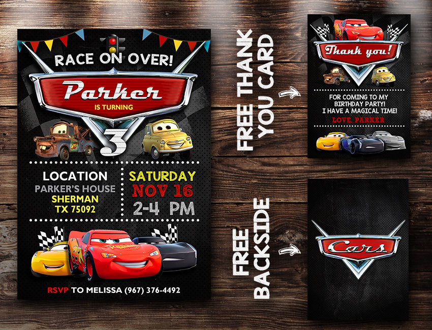 disney cars birthday invites disney cars invite cars 3 disney cars birthday party disney cars printable diy