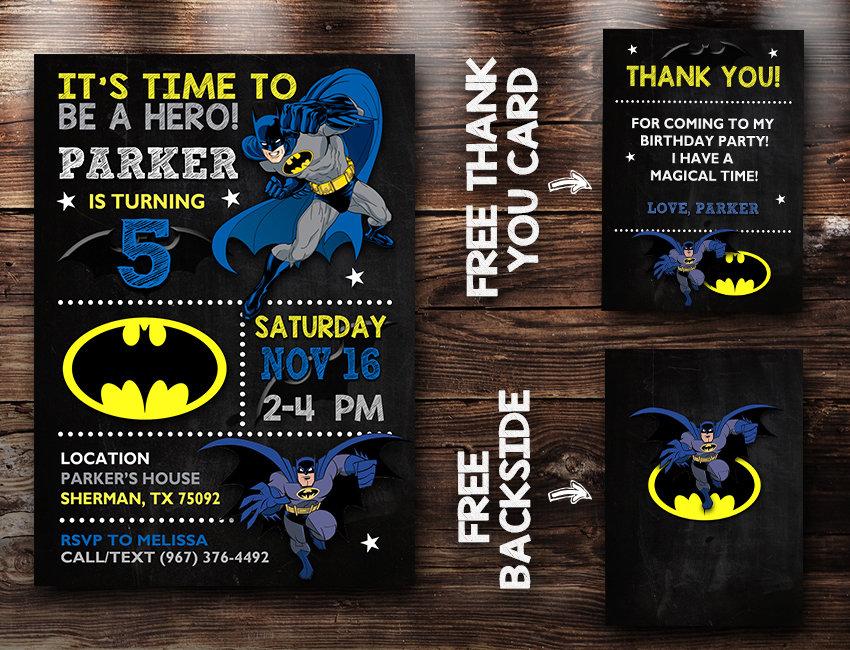 batman birthday invites batman invite batman birthday party batman printable diy