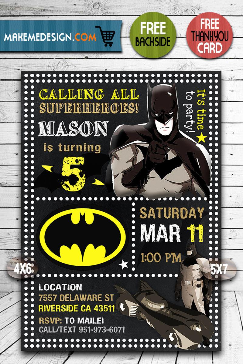 batman party invites batman invite batman birthday party batman printable diy