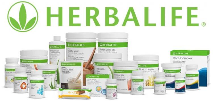 Herbalife UK Products