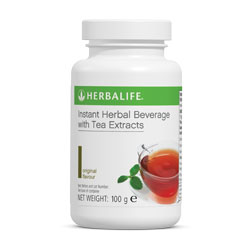 Herbalife Thermojetics Instant Herbal Beverage - Original 100g