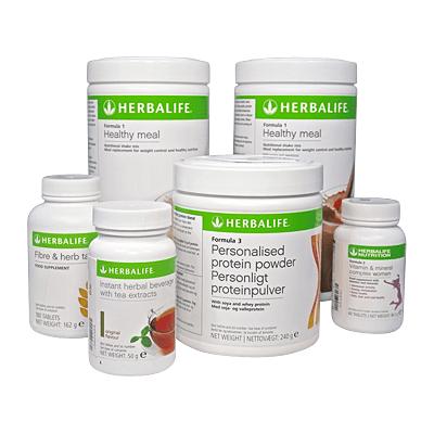 herbalife ultimate weight loss