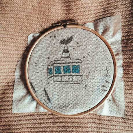 MAKE-ME-STITCH-kit de broderie