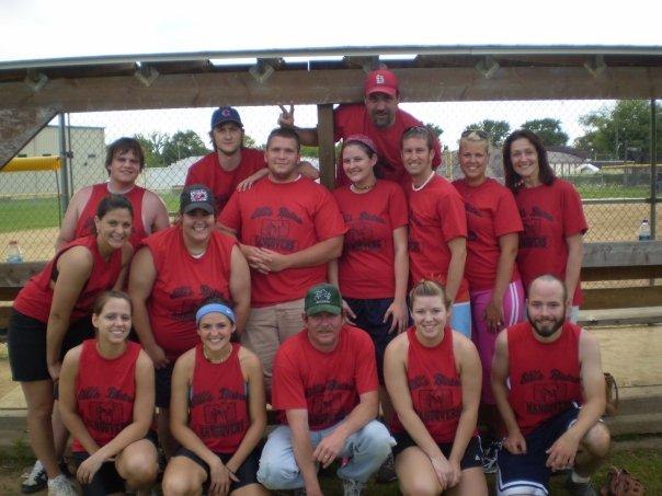 softball team 2