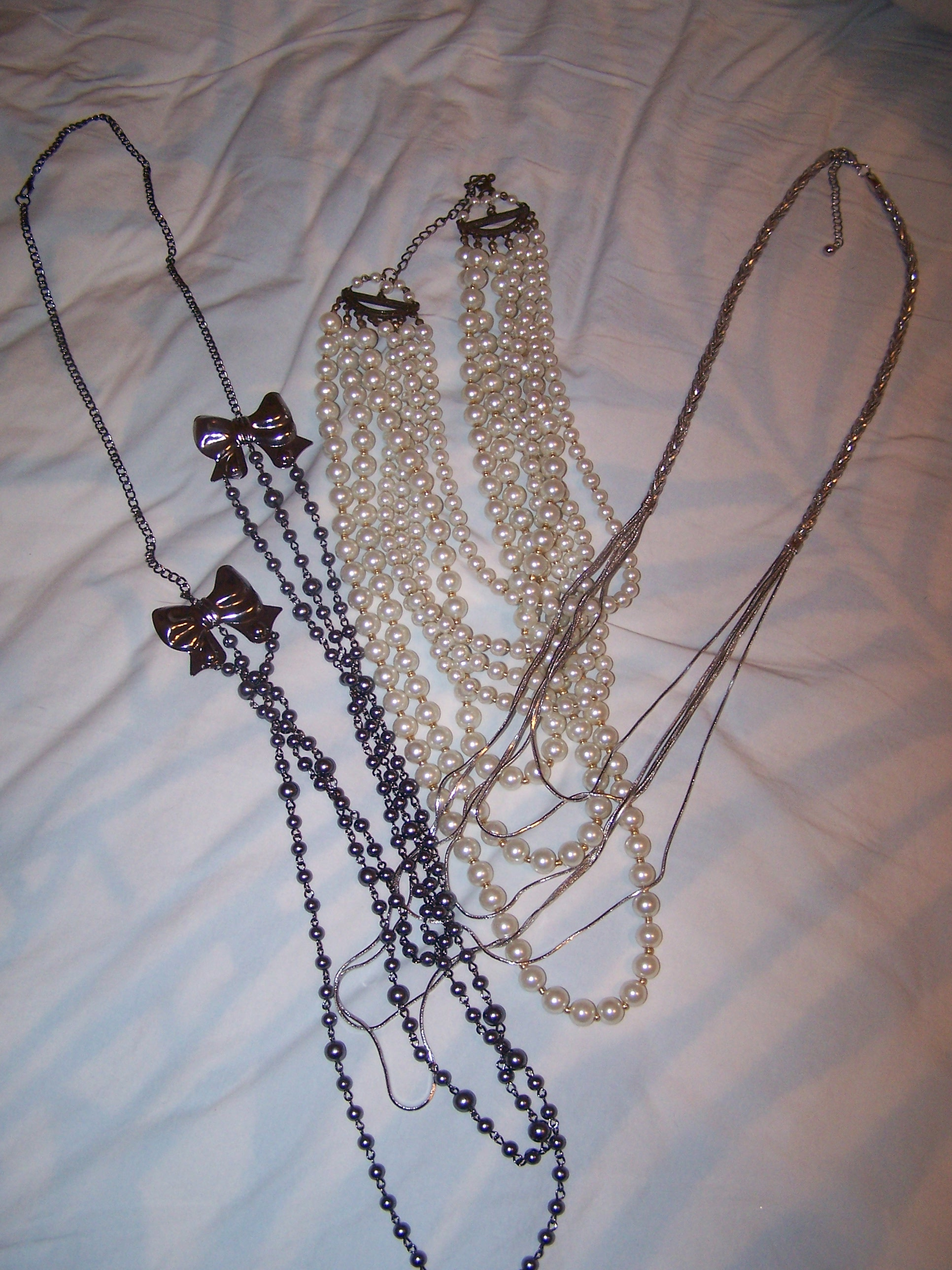 Funky jewelry to go with...