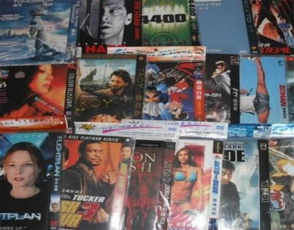 DVD/Blu-ray diskleri yırtmanıza yardımcı olur