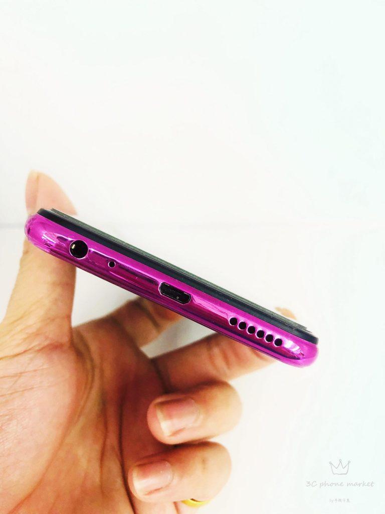VIVO Y17 手機底部照