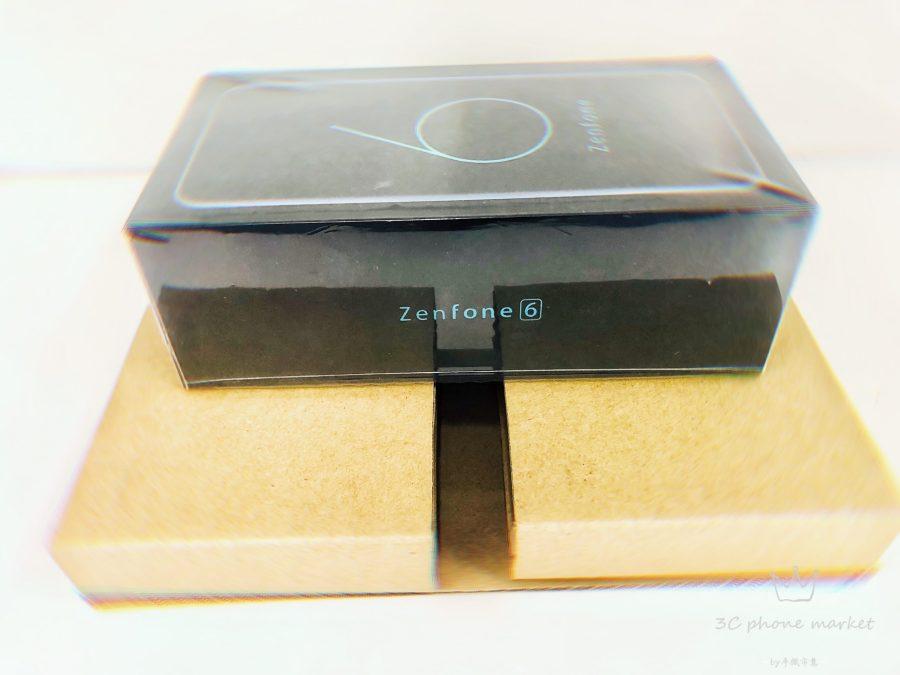 ZenFone 6 ZS630KL外盒側面照
