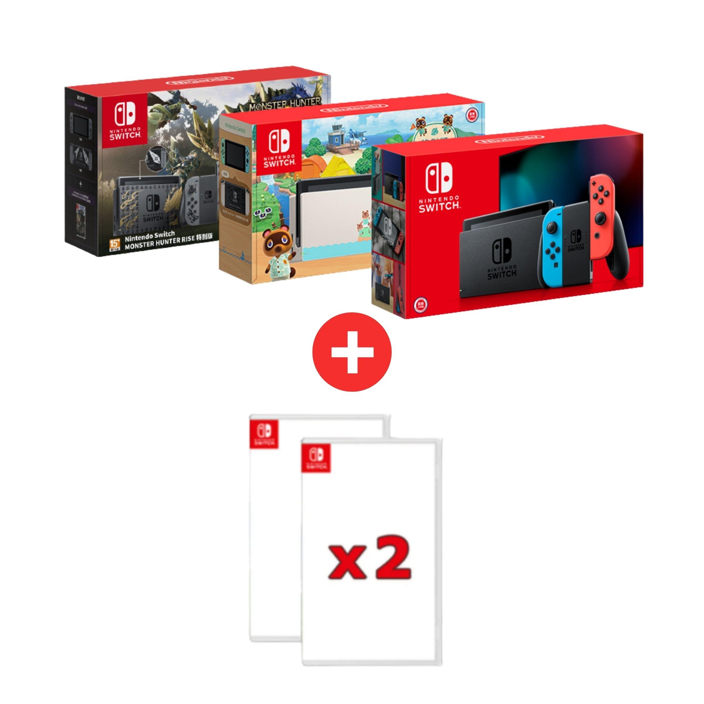 switch + 兩片遊戲 無卡分期