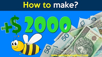 how make money fast