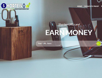 Shortenow Review: Payout rates, Payment Proof, Joining