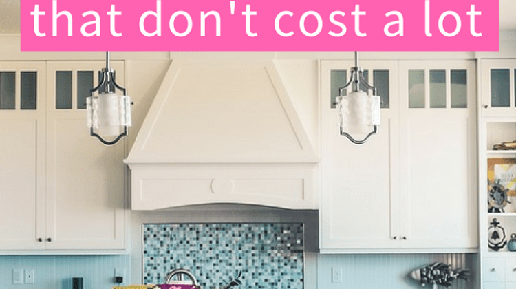 Real Estate Simple Home Improvement Tips That Dont Cost A