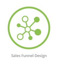 sales funnel logo