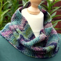 Colour Pool Cowl