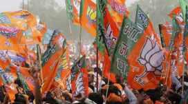 bjp-flag-in-delhi