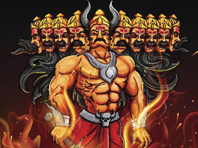 Nandi cursed King Ravana