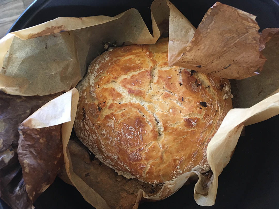 New York Times No Knead Bread Make N Curate