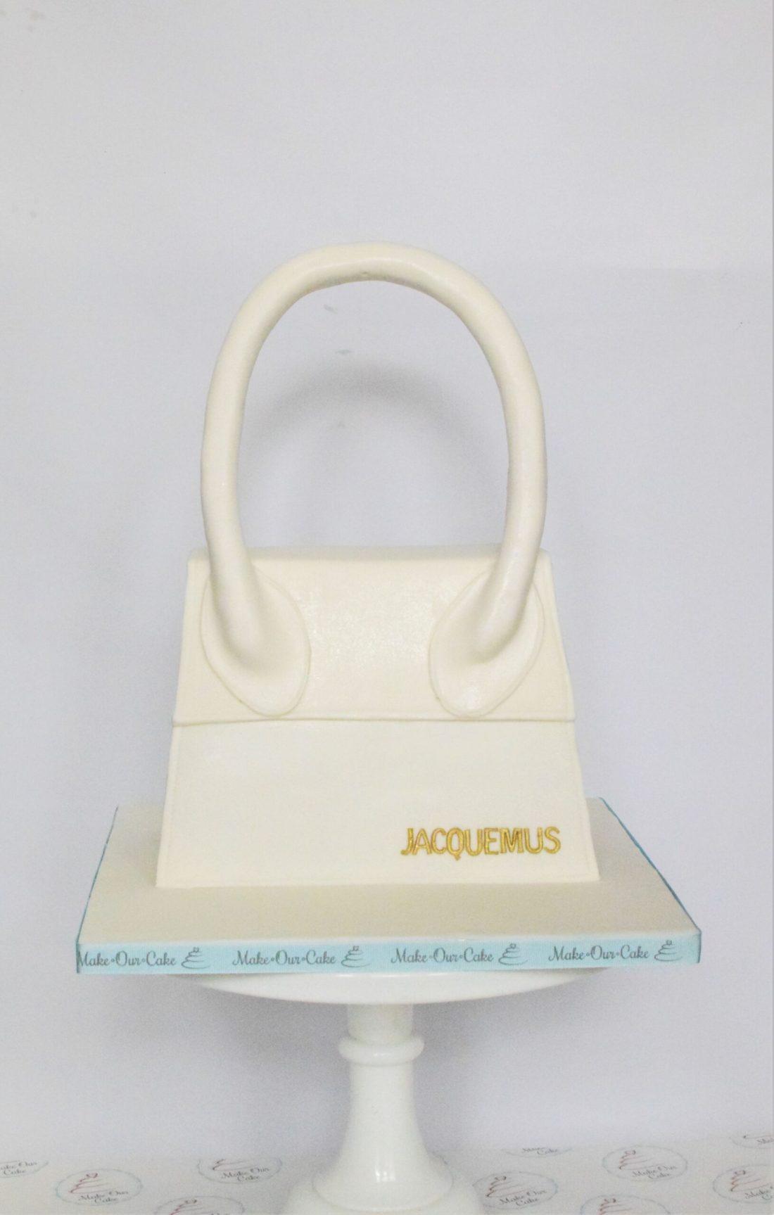 Jacquemus Handbag Cake