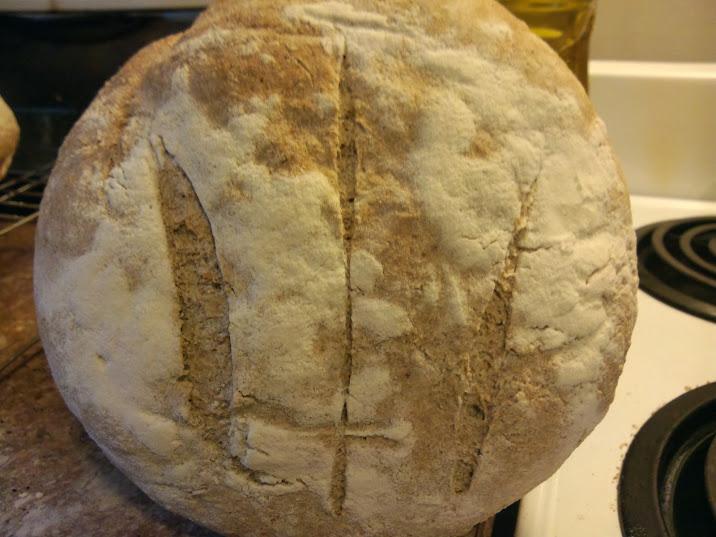 pain de regime au levain bake this day our daily bread. Black Bedroom Furniture Sets. Home Design Ideas