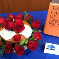 Ezra Pound Cake for the Edible Book Festival