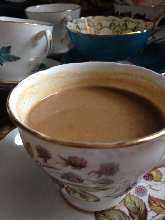 protein latte