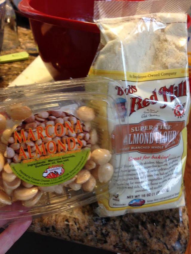 almond-marconas