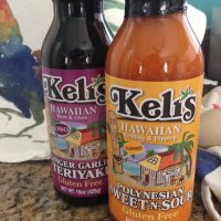 Click'n through call with Keli's Teriyaki Chicken Nachos