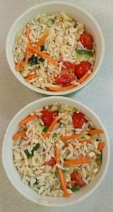Molded Rice Salad