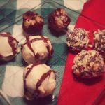 Fruitcake Rum Balls