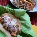 Open Faced Tacos