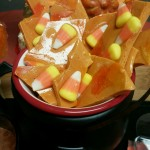 Leftover Candy Corn Brittle