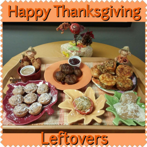 Makeover My Leftover Thanksgiving Leftovers
