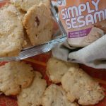 Vanilla Almond Coconut Cookie Crisp
