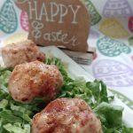 Club Sandwich Meatballs