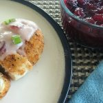Creamy Canned Cranberry and Brie Cheese Sauce