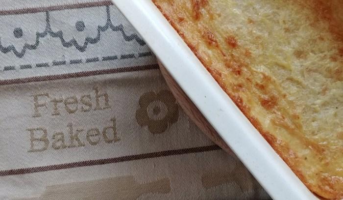 Leftover Grits Golden Bread