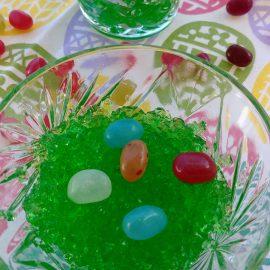 Edible Emerald Easter Grass
