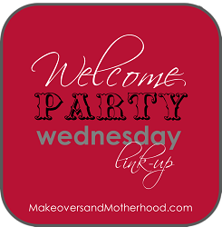 Welcome Party Wednesday Link-Up